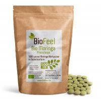 Bio Moringa Tabletten, 300 Stk., 500mg