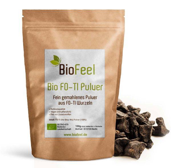 Bio FO-TI Pulver, 100g