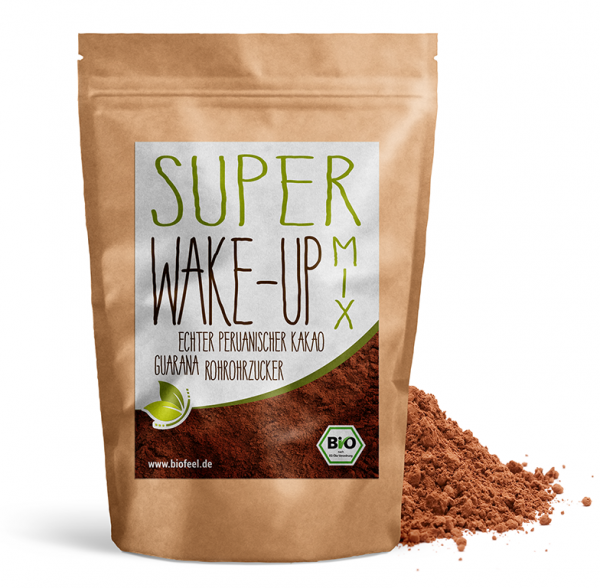 Bio Super WakeUp Mix, 250g